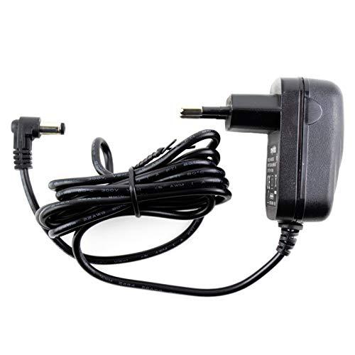 MyVolts 9V EU-Netzteil kompatibel mit Brother P-Touch H-105 Etikettendrucker