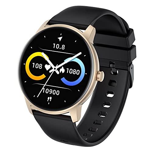 ZGZYL KW77 Smart Watch Femenino Presión Arterial Sangre Oxygen Heart Rat Rack Men's Fitness Trackwatch Pedómetro Calorie Impermeable Sports Watch,A