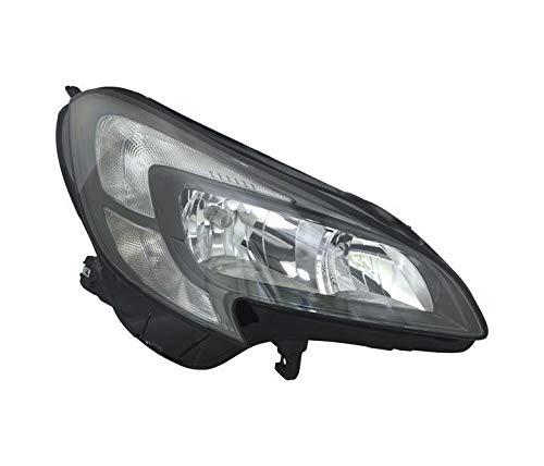 V-maxzone Vp1626p Phare droite Noir RHT
