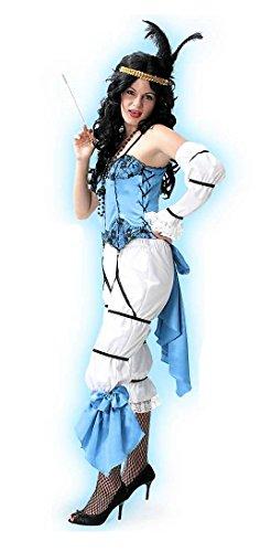 KarnevalsTeufel Charleston Kostüm Madeleine 20er-Jahre Tanzkostüm Elegante Dame (42)