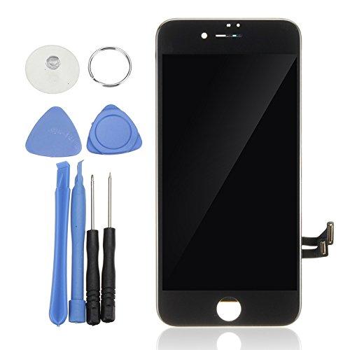 EsportsMJJ Volledige montage LCD Display+Touch Screen Digitizer Vervanging Met Reparatie Gereedschap Voor iPhone 8