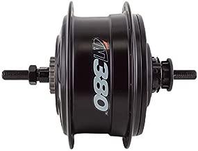 Fallbrook Technologies NuVinci N380 CVP Internal Gear Bicycle Rear Hub Black 32h Roller Brake // New C8