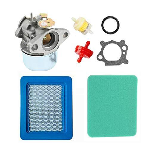 HQParts Carburetor Air Filter for Devilbiss Ex-Cell 2321 2300 EXVRB2321 Pressure Washer 6.0hp Engine