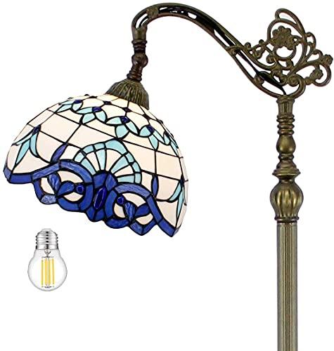 Tiffany Style Reading Lamp