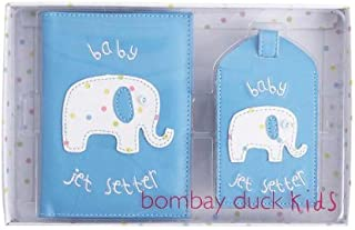 bombay duck passport cover