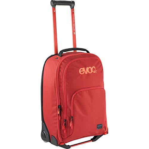 EVOC Sports Dauerzustand Bagaglio a mano, 55 cm, 40 liters, Rosso (Chili Red)