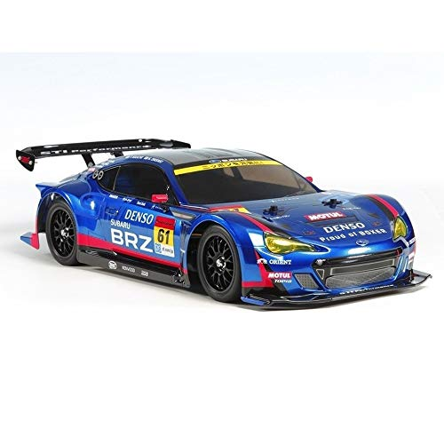 BSQS1 2.4GHz Radio Controlled Stunt Drift Racing Car 1:16 Scale Mini RTR GTR Sport Cars 4WD Charging Electric Remote Control Vehicle Gift for Kids Adults Indoor Outdoor Games (Blue)