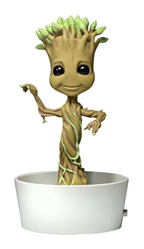 Comic Universe Guardians of The Galaxy - Body Knocker Wackel Figur - Dancing Groot