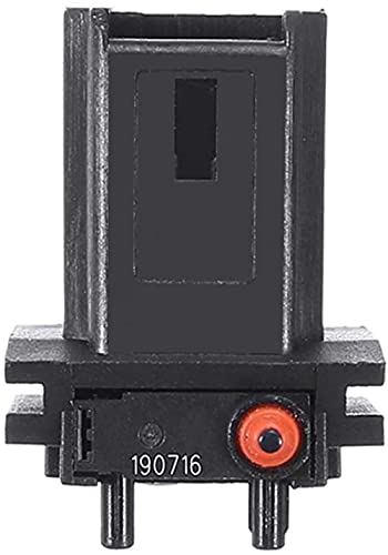 Interruptor Micro de Bota de Bota Negro 6554v5 para Citroen C3 C4 Peugeot 206 307 308 407 Evolutions