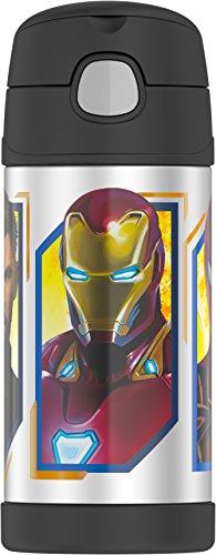 Thermos F4018AVM6 Avengers Infinity War Funtainer 12 Ounce Bottle, Batman