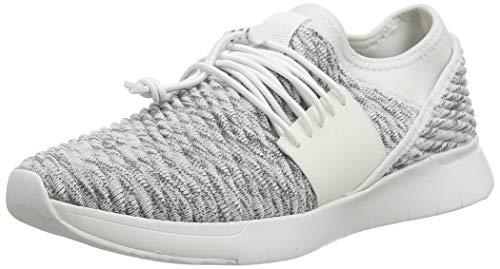 Fitflop Damen Artknit Angeline Lace Up Sneaker, Weiß (Urban White Mix 646), 40 EU