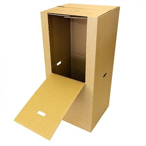 1 Kleiderboxen Spedition 2.60 BC Welle 600 x 510 x 1350mm thumbnail