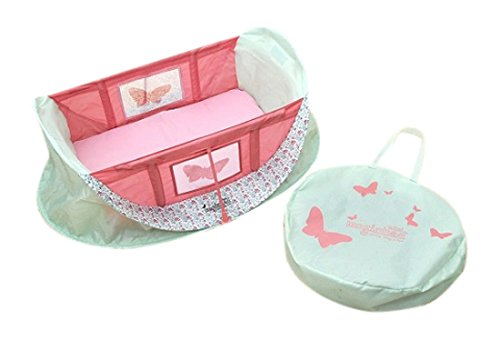 MAGIC BED MB070-01 Lit pour petite Fille, Rose