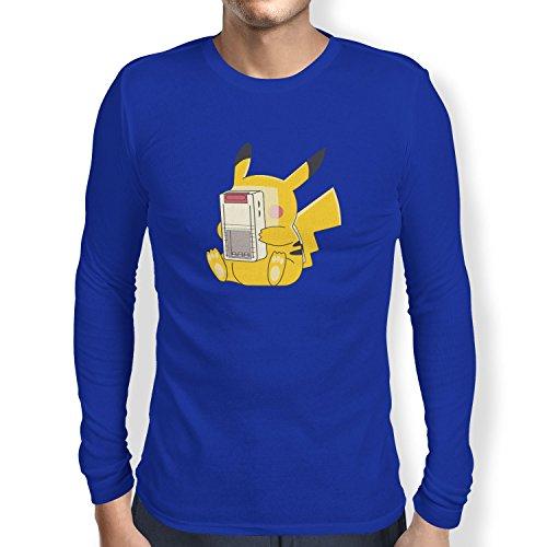 Preisvergleich Produktbild Texlab Herren Gaming Chu T-Shirt,  Marine,  S
