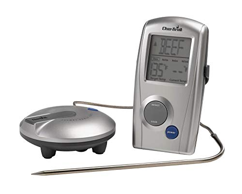 Char-Broil 140558 Digitale multisensor thermometer, zilver