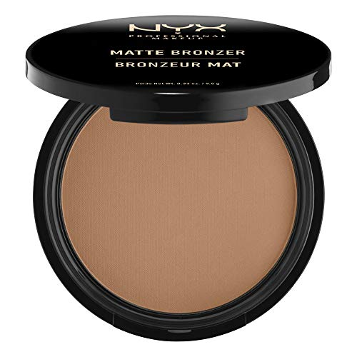 NYX PROFESSIONAL MAKEUP Matte Bronzer, Medium