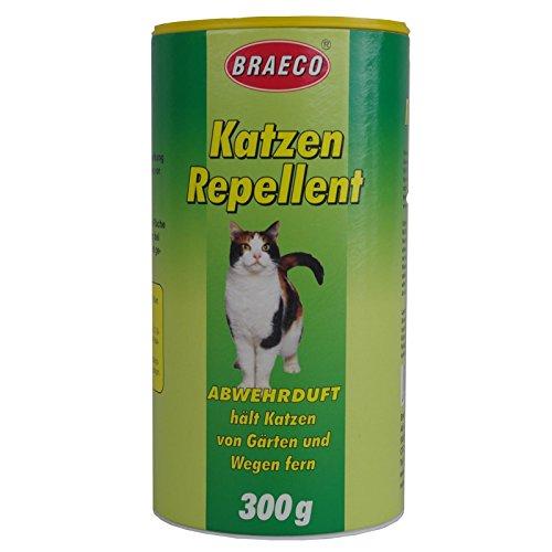 Katzen Repellent 300g Katzenabwehr Katzenschreck Abwehrduft Fernhaltemittel