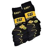Caterpillar 12 18 30 Paar REAL Work Socks CAT Größe 43-46 (18)