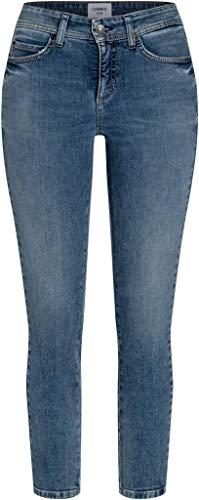 Cambio Damen Jeans Parla Ancle Cut Größe 4229 Blau (blau)