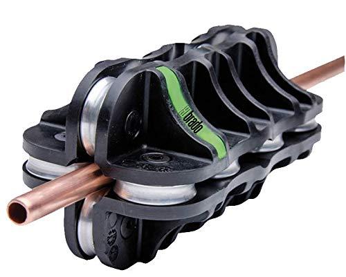 KWIX Brado Pipe Rohrbegradiger für Stahl-, Alu-, Kupferrohr Bremsleitungen Rollenware (12mm)
