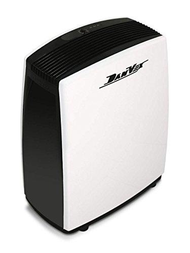 Deumidificatore domestico Danvex Deh 1000 h Apparecchio deumidificatore con serbatoio di 5 litri integrato per l umidità condensata possibilità di drenaggio esterno e automantenimento di umidità indicata Deumidificatore per pulire l aria delle abitazioni