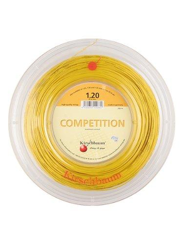Kirschbaum Competition 1.25mm Cordaje de Tenis Bobina (200m)