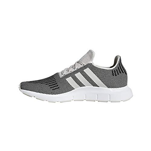 Adidas Swift Run - TALC/TALC/FTWWHT, Größe:12