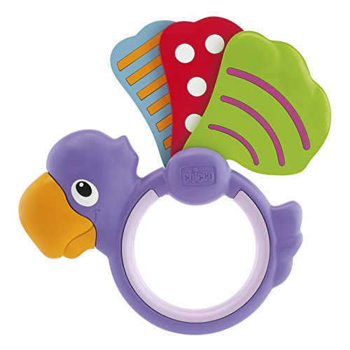 Chicco Hochet Perroquet Baby Senses