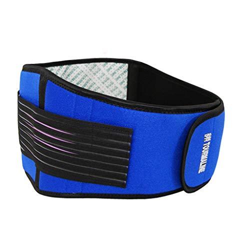 WoWer Unisex-Heizkissen für den unteren Rücken | Self-Heating Waist|protective Belt | Kompressionsgürtel Hot Belt Support|for Lumbar Pain Relief Treatment | Magnetic Therapy
