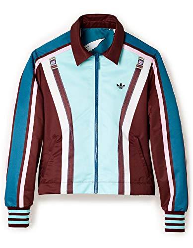 adidas Originals Varsity Jacket by Mary Katrantzou Jacke Damen Wendbar S07419 (36)