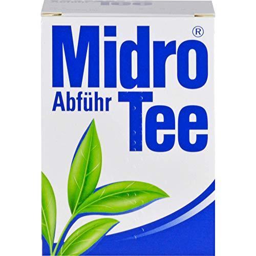 Midro Abführ Tee, 48 g Tee