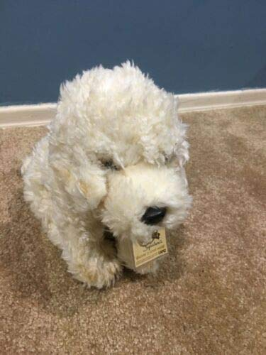 Webkinz Signature Labradoodle with Trading Cards