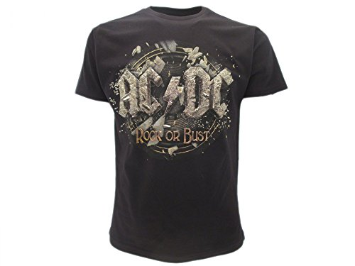 T Shirt Ac dc Rock or bust RACPIE