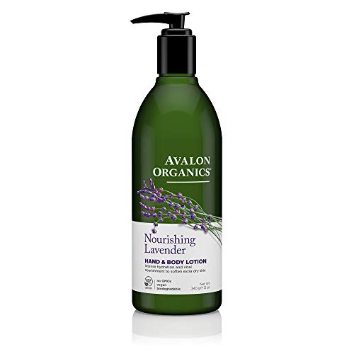 Lavender Hand & Body Lotion - 350ml by Avalon