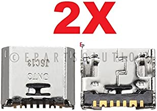 ePartSolution_Lot of 2 USB Charger Charging Port Dock Connector USB Port For Samsung Galaxy Ring Prevail 2 SPH-M840 Replacement Part USA Seller