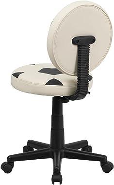 Flash Furniture Soccer Swivel Task Office Chair