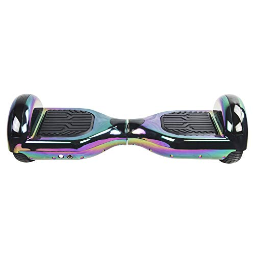 MEGAWHEELS Hoverboard for Kids with Colorful LED...