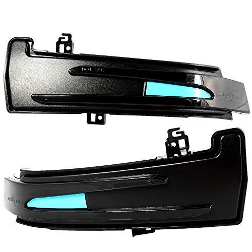 LED Blinker Spiegelblinker Blinkleuchte Dynamic Laufblinker bewegliche LED Streifen mit Zulassung