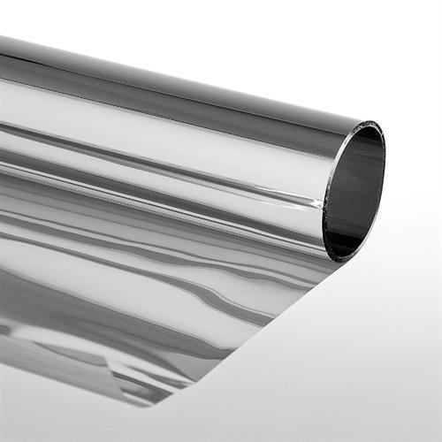 Folien-Gigant Extrême Film de protection solaire adhésif Effet miroir 75 x 900 cm