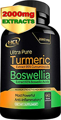 Turmeric Boswellia Extract Suppleme…