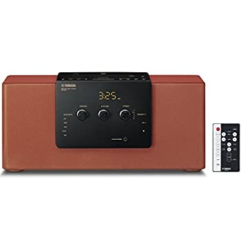 Yamaha TSX-B141BR Desktop Audio Systemwith Bluetooth  Brick