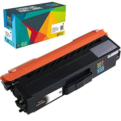 Do it Wiser- Cartucho de Tóner Compatible TN-326BK para Usar en Lugar de Brother HL-L8250CDN HL-L8250CDW HL-L8350CDW HL-L8350CDWT MFC-L8600CDW MFC-L8650CDW MFC-L8850CDW DCP-L8400CDN (Negro)