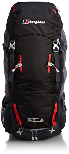 Berghaus  Wilderness Men's Outdoor  Rucksack available in Stained Glass/Carbon - One Size