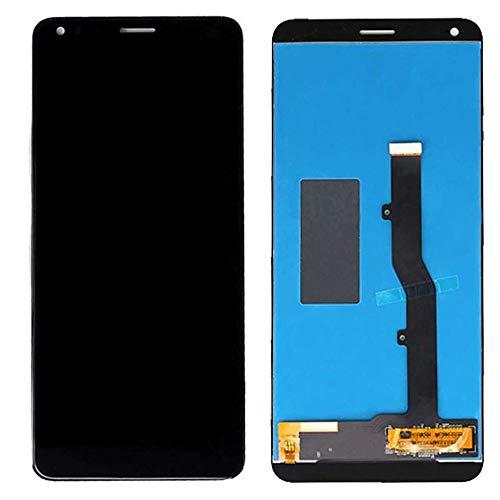 Wigento Für ZTE Blade V9 Display Full LCD Einheit Touch ohne Rahmen Ersatzteil Reparatur Schwarz Neu