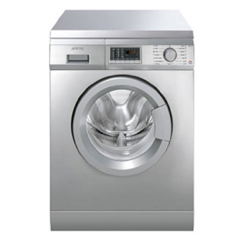 Smeg SLB147X Libera installazione Carica frontale 7kg 1400Giri/min A+ Grigio lavatrice