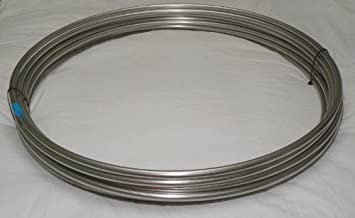 Best 1/2 stainless steel tubing coil Reviews