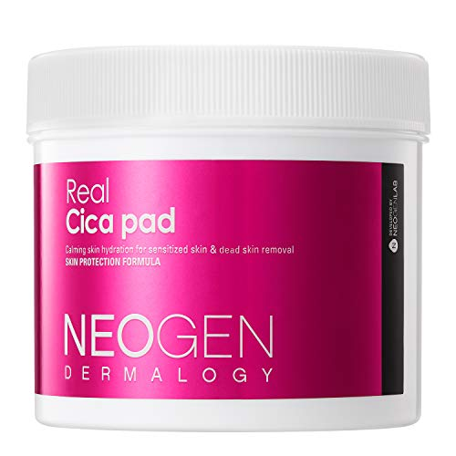 Neogen Dermalogy Real Cica Pad (90 pads/150 ml) 4 in 1 pad for best skn care (K Beauty)