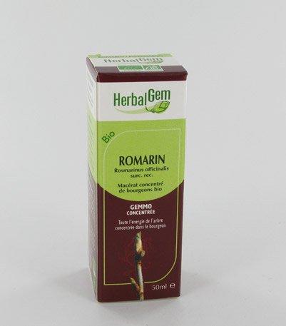 Herbalgem - Romarin Jp Mgc Bio - 50 Ml