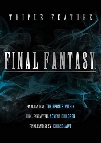 Final Fantasy Vii: Advent Children / Final Fantasy: The Spirits Within / Kingsglaive: Final Fantasy XV - Set [3 DVDs] [UK Import]