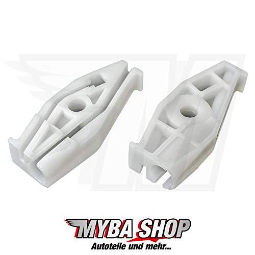 1 x lève-vitre Clips de réparation de clips arrière gauche/droite